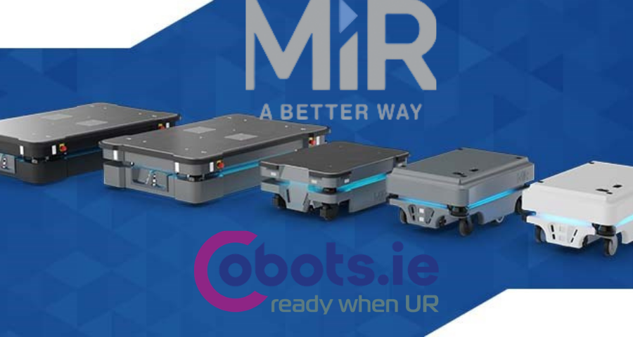 Logistics BusinessCobots.ie Becomes a Distributor for MiR in Ireland