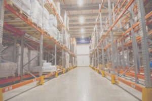 Logistics BusinessCombination of Racking Systems Installed at new Plant