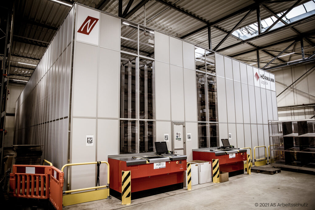 Logistics Business50% Increased Throughput for PPE