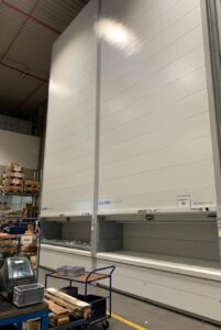 Logistics BusinessIncrease Efficiency of Storage and Production Processes
