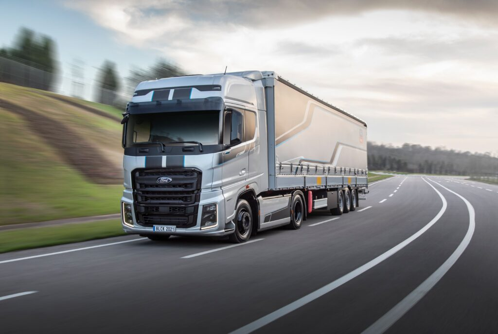 Logistics BusinessFord Trucks Announces new Products and Technologies