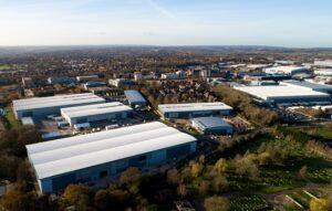 Logistics BusinessInvestment Milestone to Benefit Hemel Hempstead Logistics Park