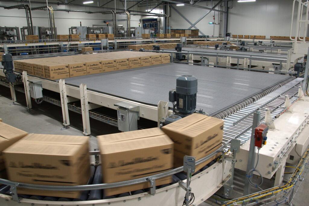 Logistics BusinessMulti-million Automation Contract Win
