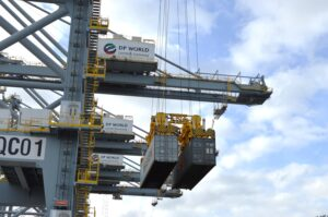 Logistics BusinessLondon Gateway new Port of call for 2 Shipping Services