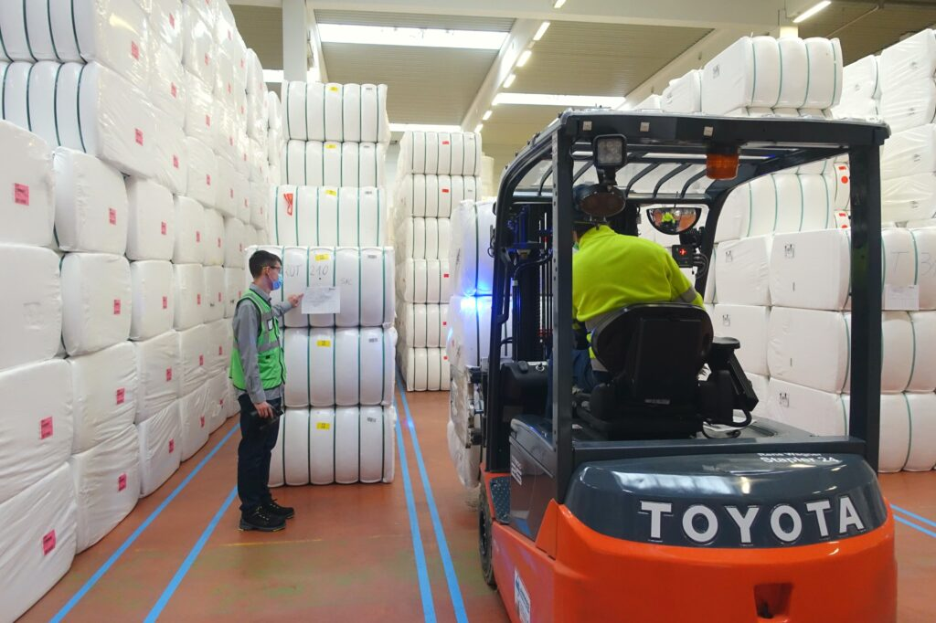 Logistics BusinessELOshield Selected by Mondi Ascania for Improved On-Site Safety
