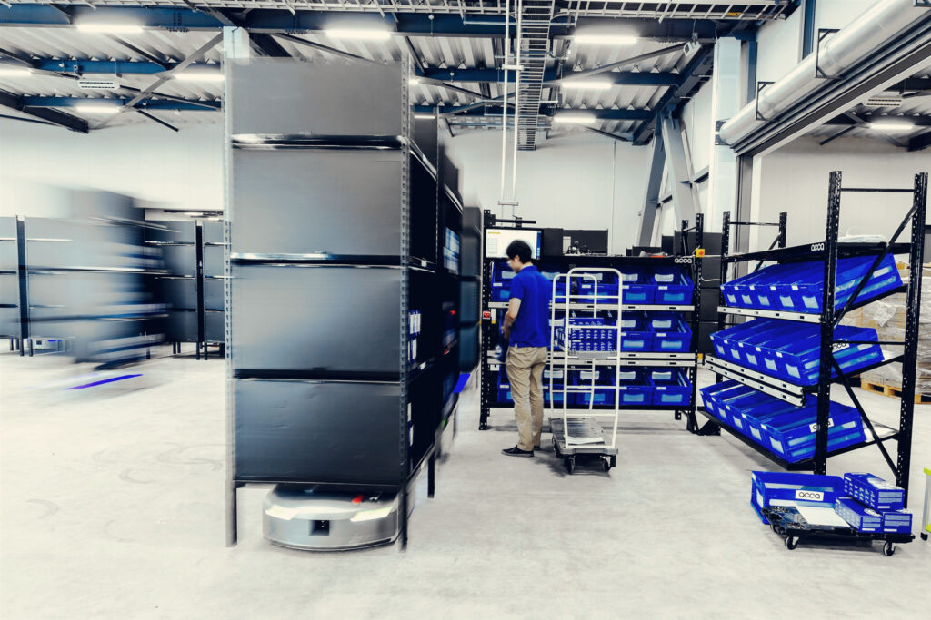 Logistics BusinessTechnologies Partner to Accelerate Intelligent Automation