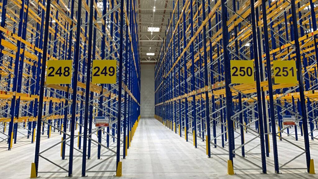 Logistics BusinessDistribution Centre Expansion in Magdeburg