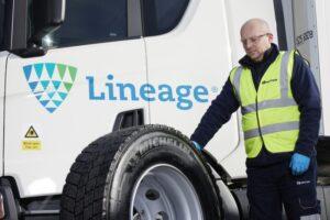 Logistics BusinessLorry Tyre Trial Unlocks Sustainability Improvements