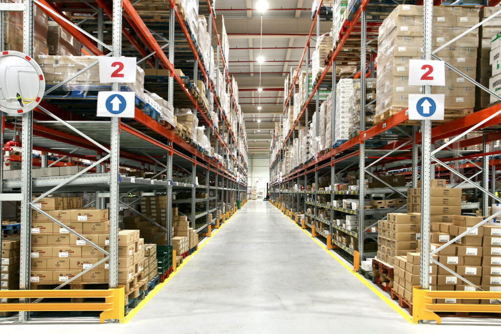 Logistics BusinessDistribution Centre Modernisation Project for Spanish Food Supplier Eroski