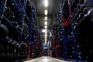 Logistics BusinessWarehouse Processes Optimised in the Cloud