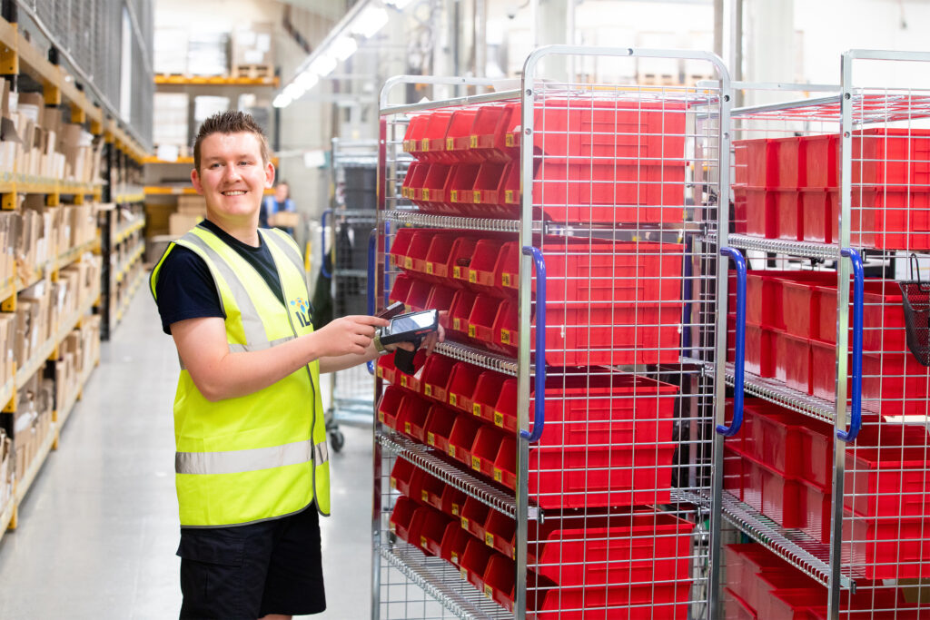 Logistics BusinessLogistics company boosts efficiency with cloud-based IT solution