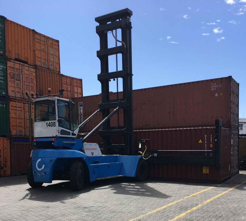 Logistics BusinessKonecranes' presence continues to grow in the ancient city of Alexandria