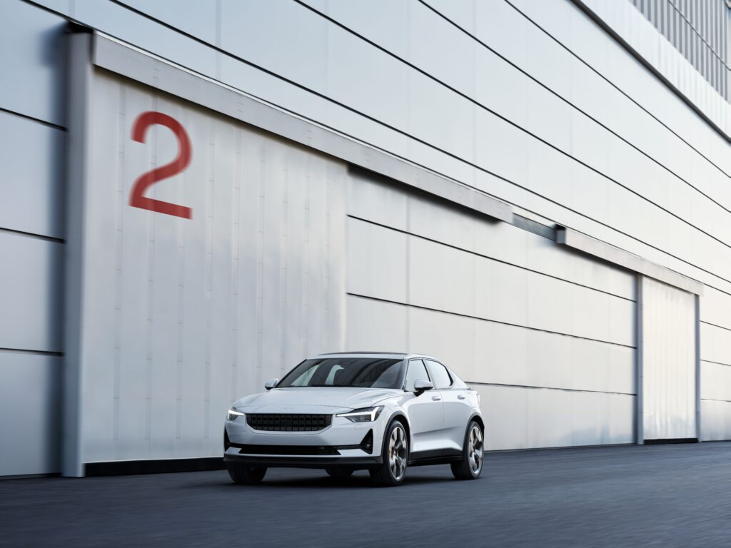 Logistics BusinessGEFCO Partners with Polestar for Home Delivery of Cars in China