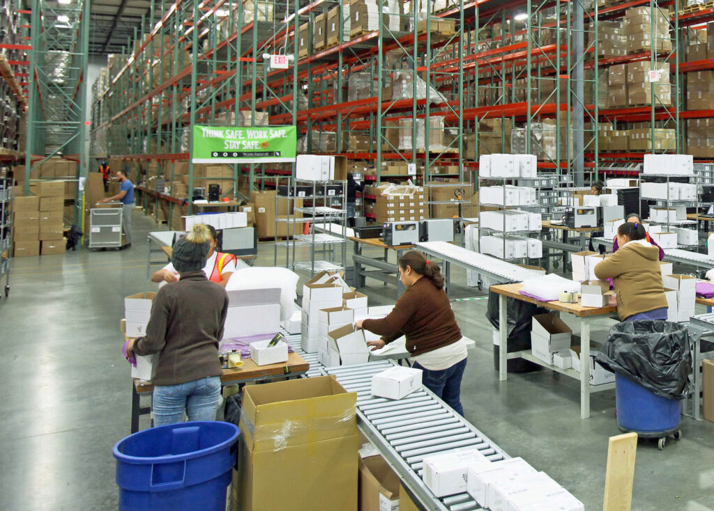 Logistics BusinessWMS Functionality Saves Time and Money