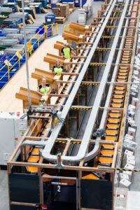 Logistics BusinessCotton On optimises operations with Vanderlande sortation solution