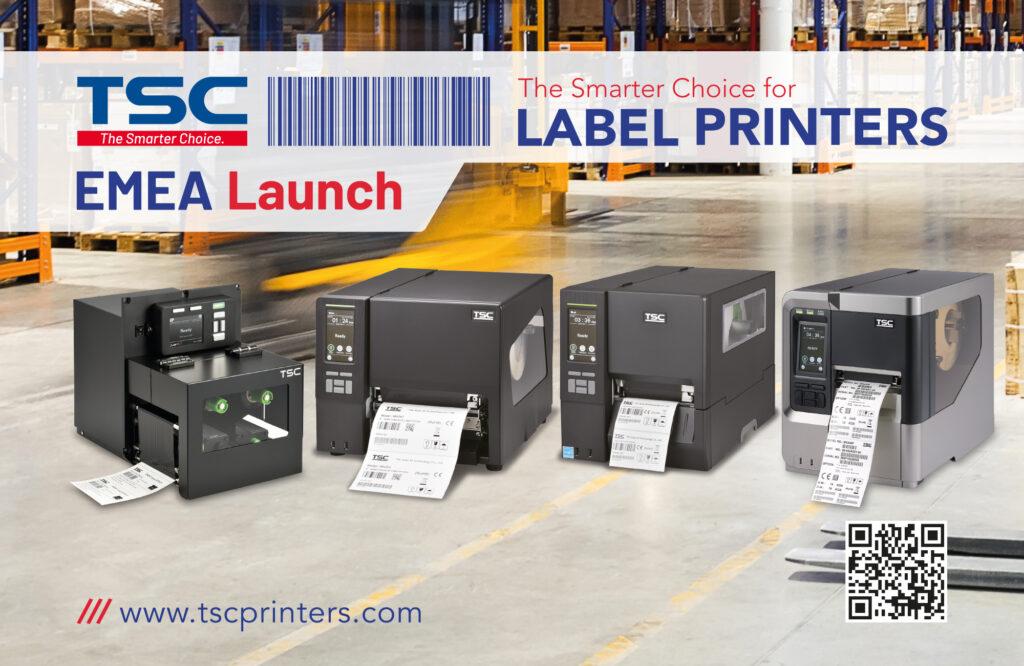 Logistics BusinessTSC Printronix Auto ID Overhauls Printers Product Range