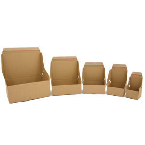 Logistics BusinessEcommerce Boxes added to Packaging Range