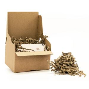 Logistics BusinessKite introduces biodegradable shredded paper