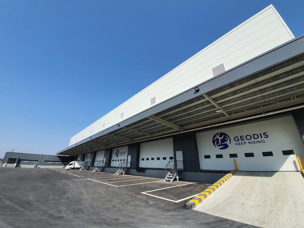 Logistics BusinessGEODIS invests in Icheon multi-user facility