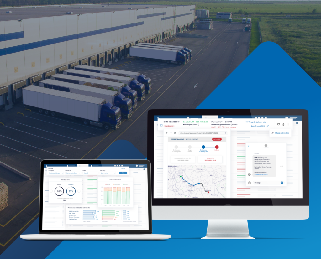 Logistics BusinessSavoye brings real-time visibility to supply chain execution