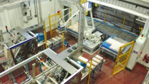 Logistics BusinessRadnor Hills gains efficiency with robotic palletisers