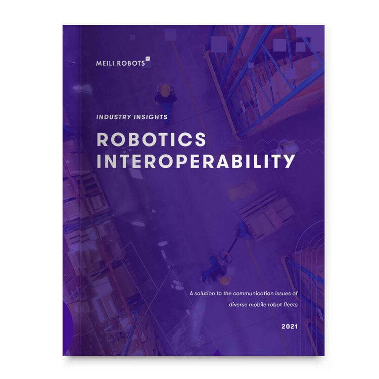 Logistics BusinessInteroperability solves robot fleet communication issues