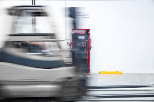 Logistics BusinessAvoiding capacity loss in forklift batteries