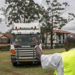 Logistics BusinessTransaid scores training success in Uganda