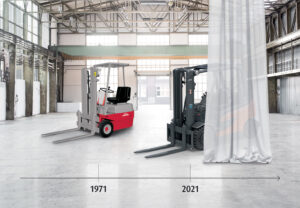 Logistics BusinessLinde prepares to launch new-generation electric forklifts