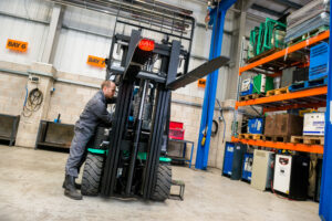 Logistics BusinessCFTS supports National Forklift Safety Day