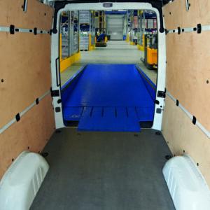 Logistics BusinessHörmann dock leveller offers flexibility and safety