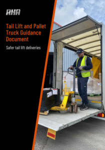 Logistics BusinessRHA launches tail lift safety guidance