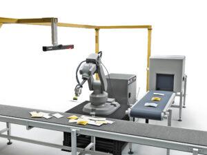 Logistics BusinessRobot vision and AI combine for advanced automation