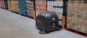 Logistics BusinessMaking the case for warehouse cleaning robots