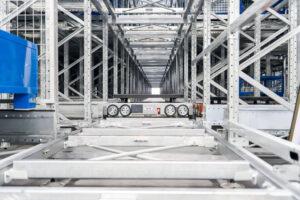 Logistics BusinessGeek+ improves Siemens' storage efficiency by 250%