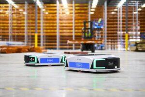 Logistics BusinessWebinar: Intelligent automation with smart robots