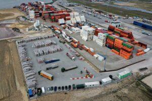 Logistics BusinessSwain plans distribution facility at London Gateway