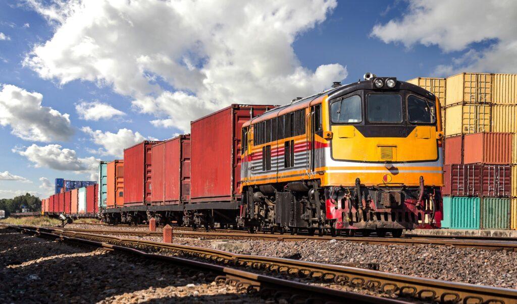 Logistics BusinessSuez crisis boosts China-Europe rail freight