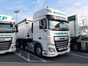 Logistics BusinessCumbrian firm benefits from tyre policy guarantee
