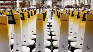 Logistics BusinessDHL extends Locus Robotics collaboration