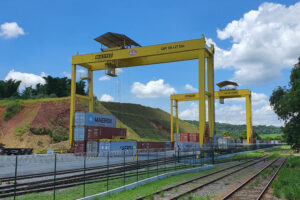 Logistics BusinessICTSIto runeco-friendly rail operations in Brazil