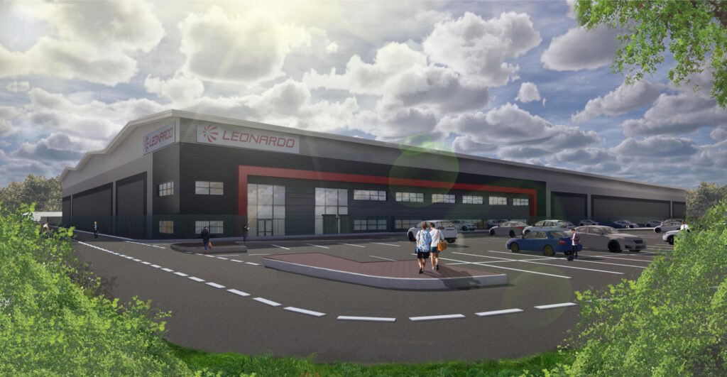 £30m helicopter logistics hub planned for UK