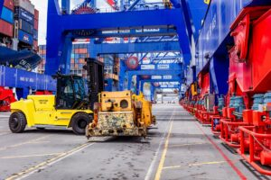 Logistics BusinessHyster reveals Li-ion trucks with electric drivetrain