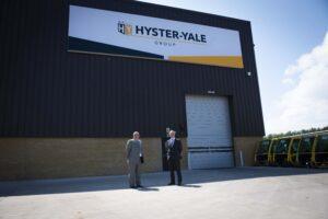 Logistics BusinessHyster-Yale expands Northern Ireland plant