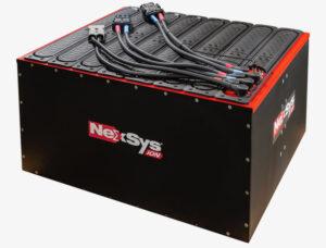 Logistics BusinessEnerSys offers high-performance Li-ion battery