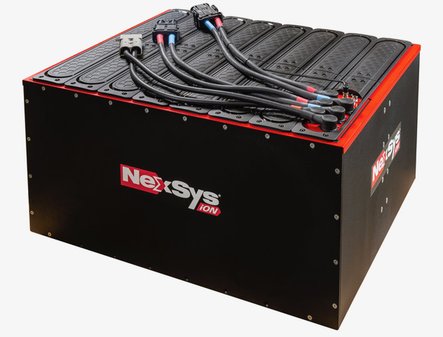 EnerSys offers high-performance Li-ion battery