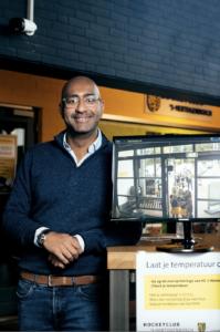 Logistics BusinessMD of Eagle Eye Networks talks cloud-based security