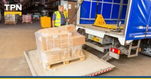 Logistics BusinessTPN first to introduce tail-lift surcharge