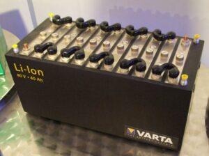 Logistics BusinessVarta joins Allgau in Li-ion partnership