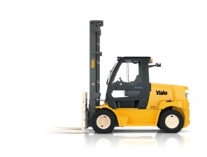 Logistics BusinessYale unveils high-performance Li-ion trucks